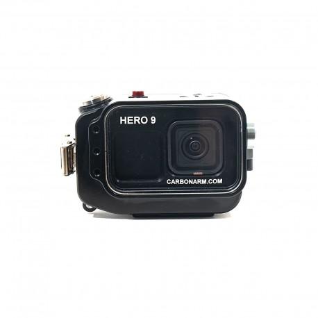 Unterwasser GoPRO Hero 8 Gehäuse | CARBONARM GoPRO Hero 9 UW Gehäuse HOU/GOPRO/H9