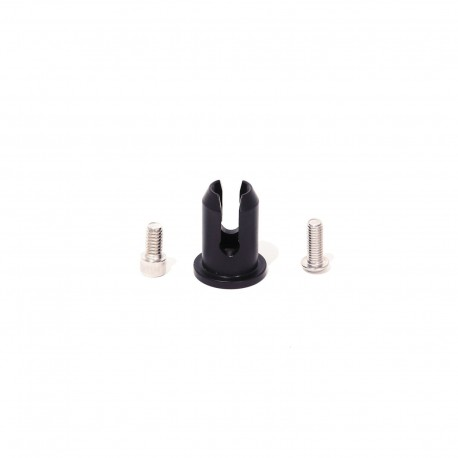 Quick Release Male starting base with screw PAR/SFL