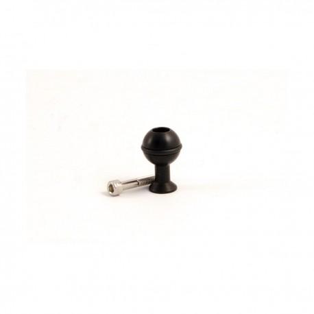 Carbonarm | Anschlusskugel - Aluminium 25 mm - M6 Anschlussball M6 SF/M6