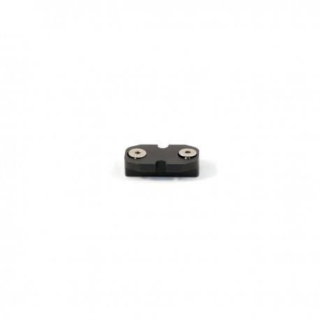 Carbonarm Start-T Bajonett aus Aluminium - M5 Schrauben Startbajonett BNT/PT