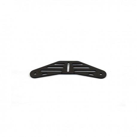 Pletina de aluminio de 25 cm para uso submarino - Carbonarm Pletina 25 cm SFF/BRA25