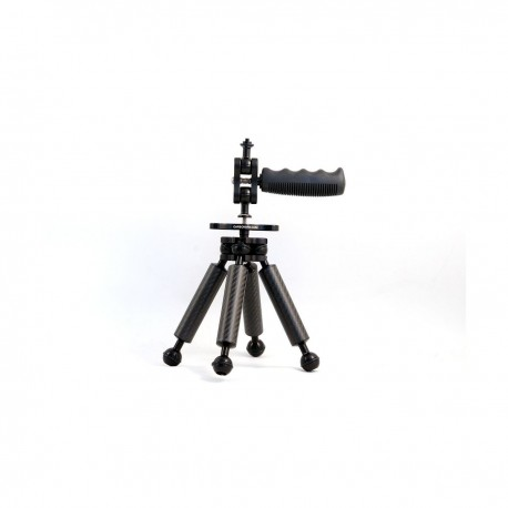 Macro tripod made of aluminum for underwater use – Carbonarm Easel for Macro CLV/MACRO4