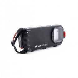Diveshot Universelles Unterwassergehäuse für Smartphones garantiert -60M DIVESHOT UW Gehäuse für Smartphones HOU/DIVESHOT