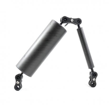 Kit bracci Braccio galleggiante in Carbonio Carbonarm 70/75 Carbonarm Float 70/75 ARM/STD7075