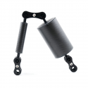 Unterwasser Blitzarm - Carbonarm 60/65 Set: Carbonarm Float 60/65 ARM/STD6065