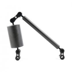 Kit de bras - bras flottant - fibre de carbone Carbonarm Flotteurs 60/85 ARM/STD6085