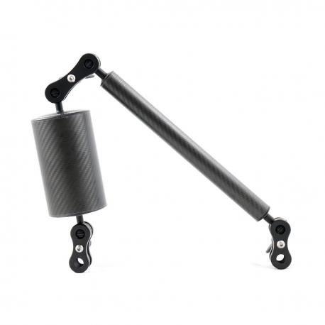 UW Blitzarm Set aus Kohlefaser Set: Carbonarm Float 60/85 ARM/STD6085