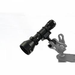 CREE 1000 linterna submarina para fotografía Foco CREE 1000 Lumen con Bola LUC/LED/1000SF