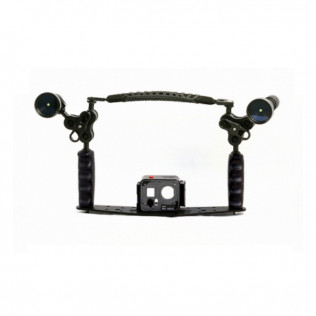 Kit double plateau L25 avec supports d'éclairage Carbonarm Double plateau 25 avec support de lumières SFF2/BRA25/MN2/LUC