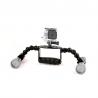Goodman Flex Kit für GoPRO - Carbonarm Set: Goodman Flex für GoPRO SFF/GDM/FLEX