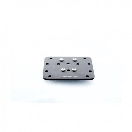 Staffa Supporto Custodia per Moby in alluminio Carbonarm Staffa Supporto Custodia per Moby SFF/MOBY