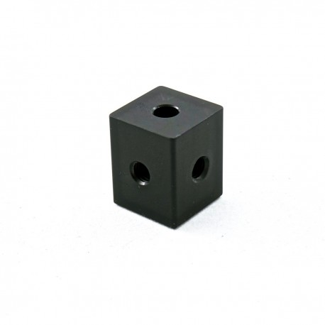 Threaded Block balls made of aluminum - Carbonarm Threaded block for balls m6 ACC/SF/4