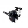 Easy Helmet Caschetto speleo per uso subacqueo Carbonarm Carbonarm Helmet (full) HELM/FULL