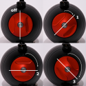 Carbonarm Revolution 5000 LED UW Videolampe Revolution 7000 Color ILL/REV7C