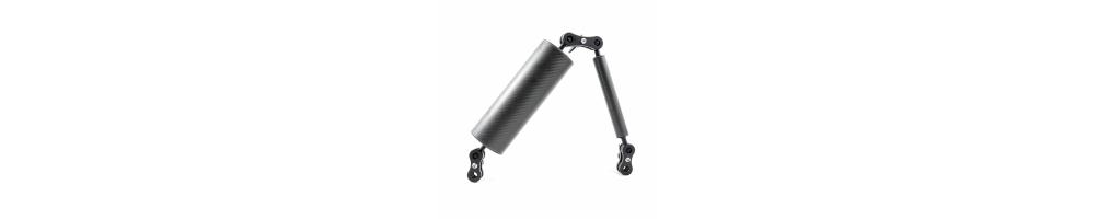Floating  Carbon Fiber arms kits
