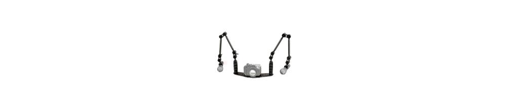 Kit Staffe Impugnature e Bracci per uso subacqueo